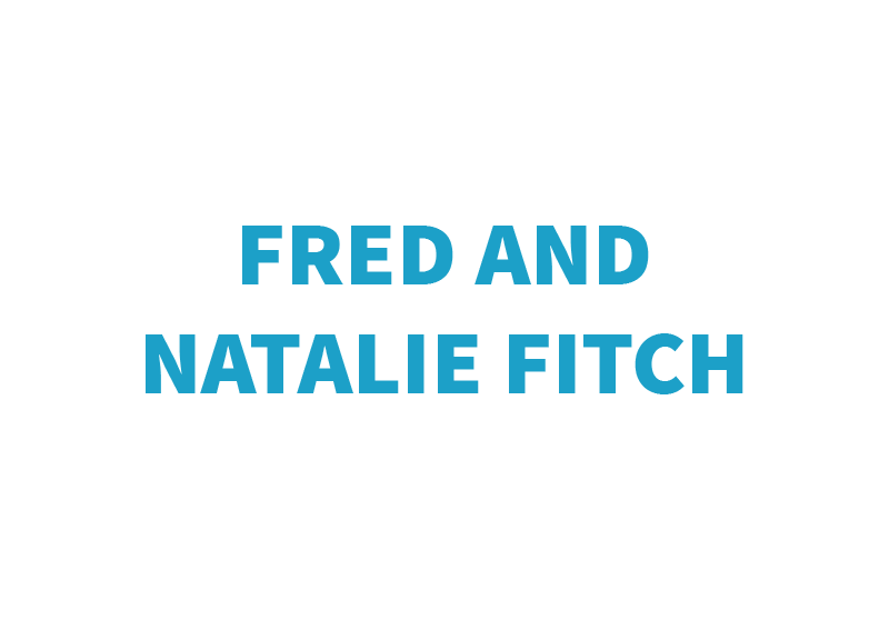 Fred and Natalie Fitch